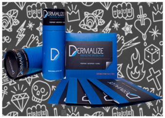 דרמלייז – ההגנה הטובה ביותר לקעקוע
