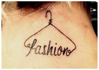 קעקועים באופנה